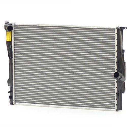 Radiador de água BMW 318I - 323I - 2006>> Sem reservatório - Bocal Eng. Importado