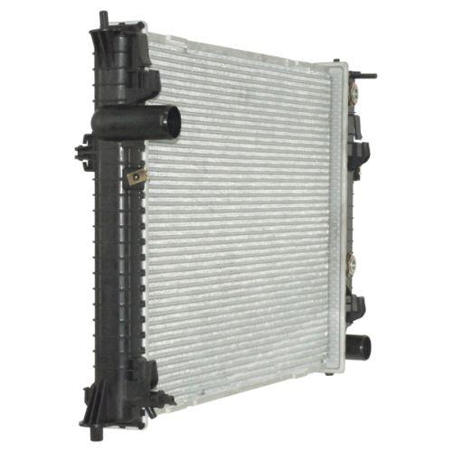 Radiador de água Ford Fusion com ar - c/s câmbio automático - Denso Original