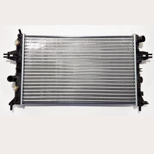 Radiador de água GM Astra - Zafira - Vectra 99 >> Com ar - Automático