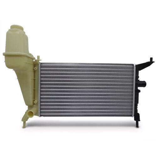 Radiador de água GM Celta 2000 até 2005 Com ar condicionado com vaso Original Marelli