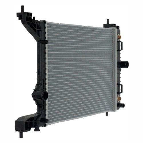 Radiador de água GM Cobalt - Spin - Novo Prisma - Onix - Automático - Notus 2011 até 2016