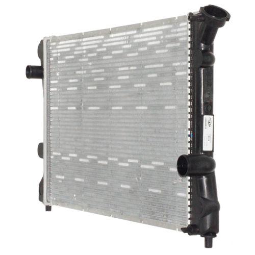 Radiador de água GM S10 - Blazer Motor 2.0 - 2.2 - 2.4 todos - Ano 95 até 2001 original Denso