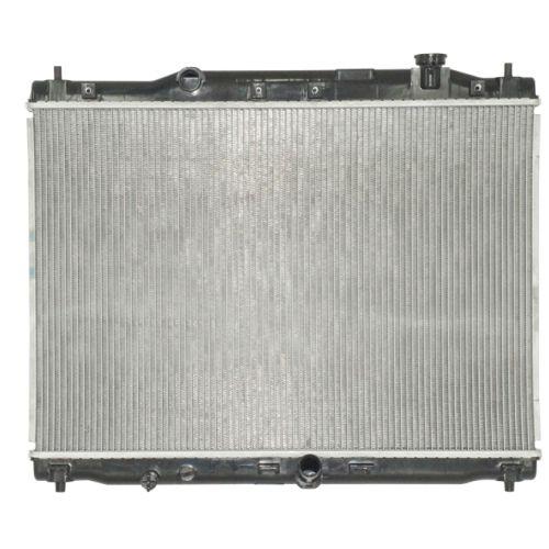Radiador de água Honda New City 2014/2019 - Aut. com ar