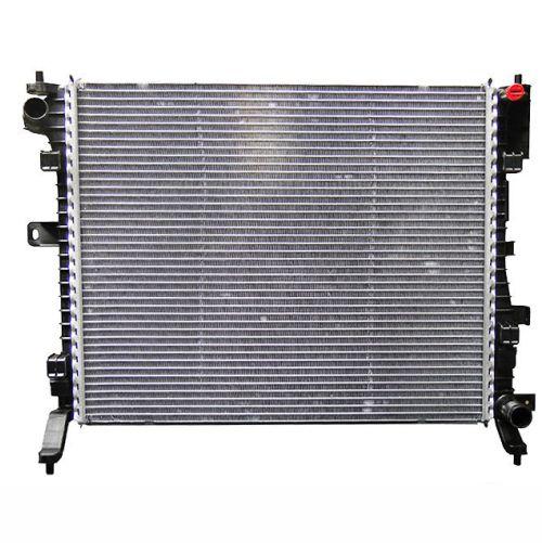radiador de Água Nissan March - Versa - 2015 até 2017 - Manual - Sistema Behr