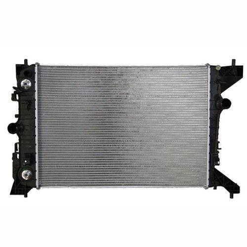 Radiador GM Cobalt - Spin - Onix - Prisma - 2017 em diante - Automático - Original Marelli