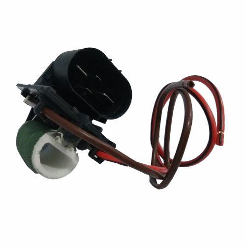 Resistência para o eletro ventilador GM Astra - Zafira - Vectra - 2010 em diante - Importado