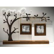 Porta Retrato Árvore...