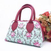Bolsa Coleção Ester Floral Verde