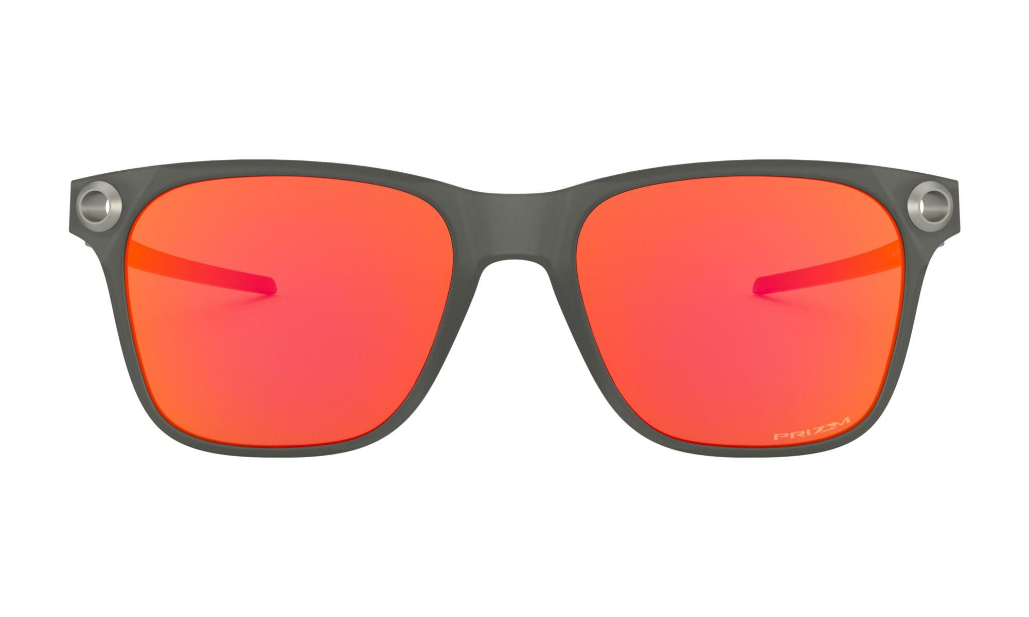Óculos Oakley Apparition Satin Black Prizm Ruby