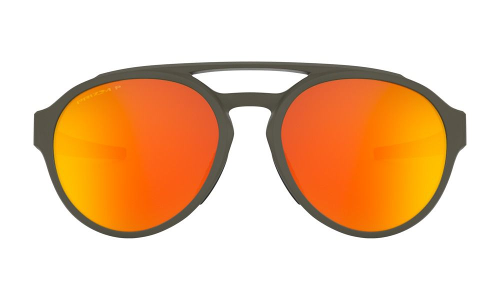 Óculos Oakley Forager Matte Olive Prizm Polarizada