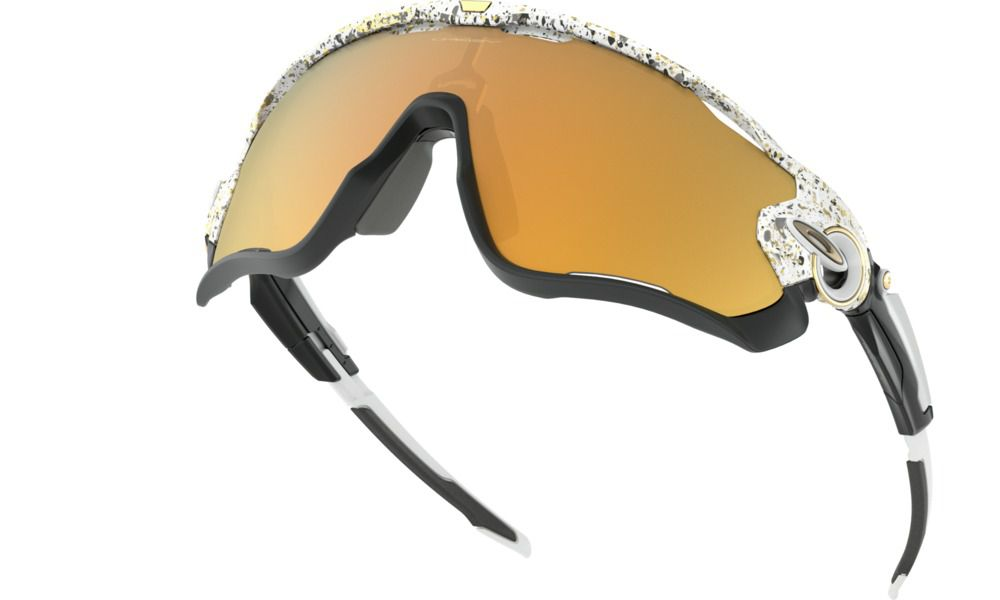 Óculos Oakley Jawbreaker Splattermetallic 24K