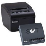 Kit Sat Fiscal SS-2000 Sweda + Impressora SI-300S