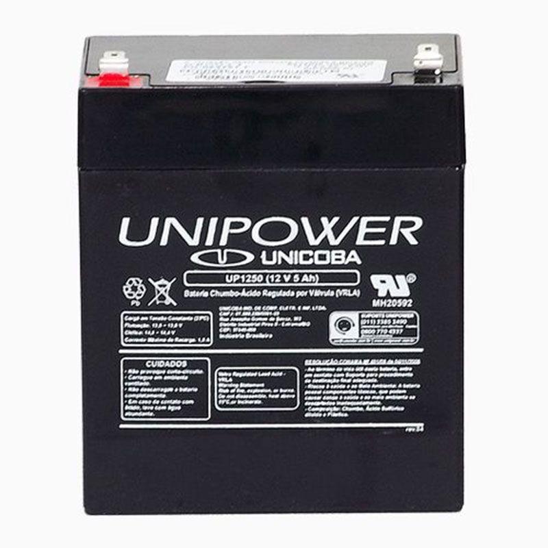 Bateria Unipower 12v 5ah UP1250