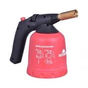 Maçarico Soldador Portátil a Gás - Automático Worker