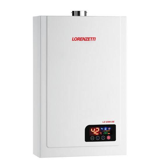 Aquecedor Lorenzetti - LZ 2300DE - 23 litros