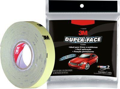 Fita Dupla Face Automotiva 3M