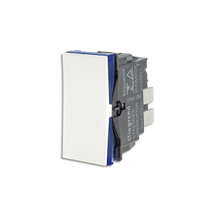 Interruptor Simples Pial Plus + 10A BR