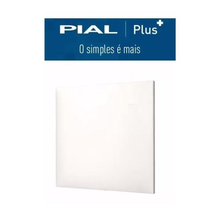 Placa 4x4 Cega Pial Plus +