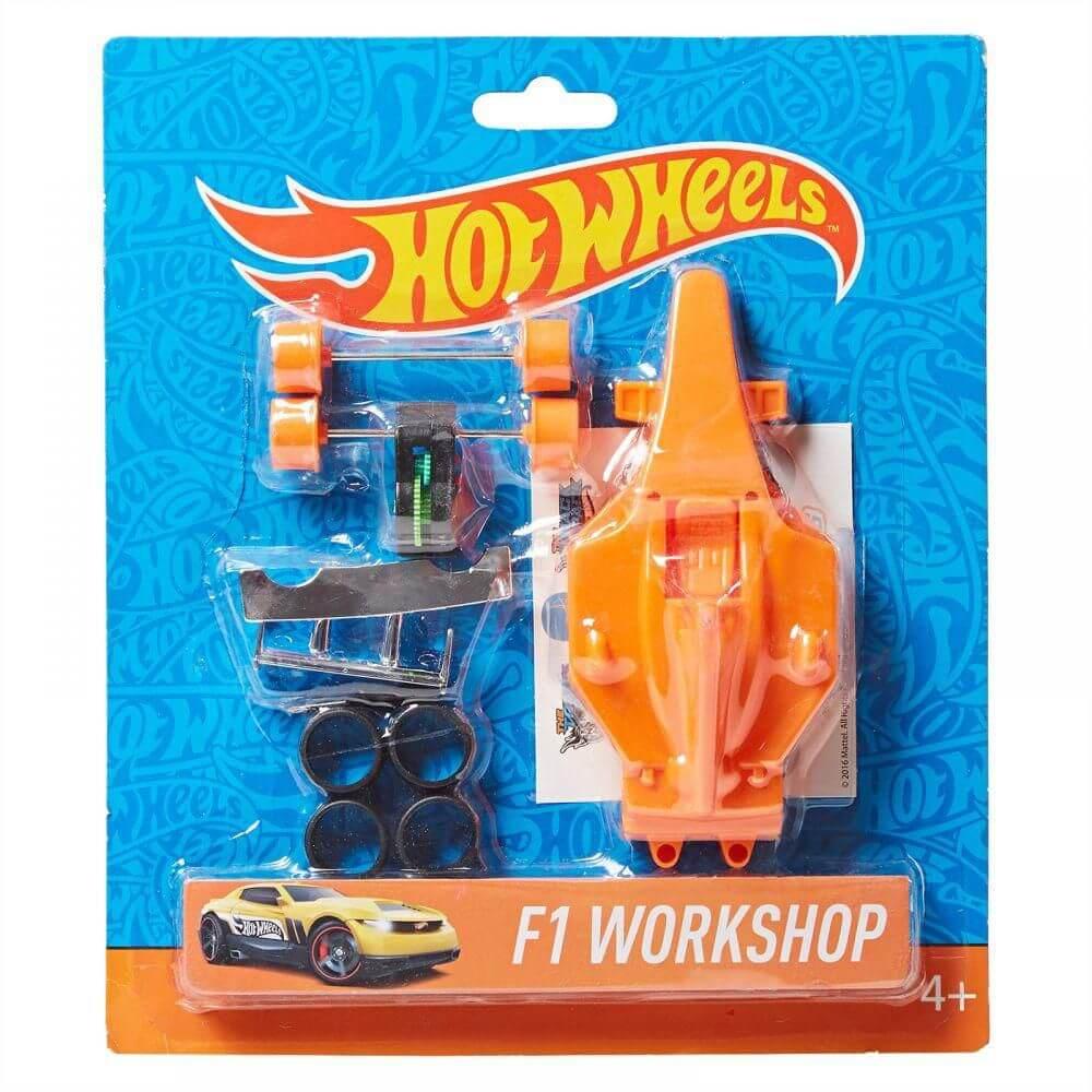 Hot Whells F1 Work