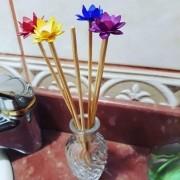 Flor para difusor mini margarida