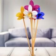 Flor para difusor Orquidea