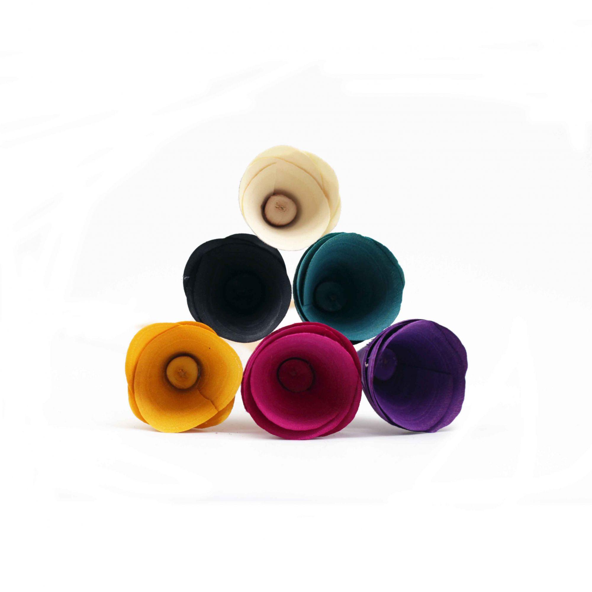 Botão de flor para difusor de aromas