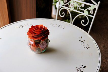 Vidro Pot Pourri Pequeno