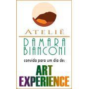 105 - Experiência Artística Sensorial em 04/09/2019