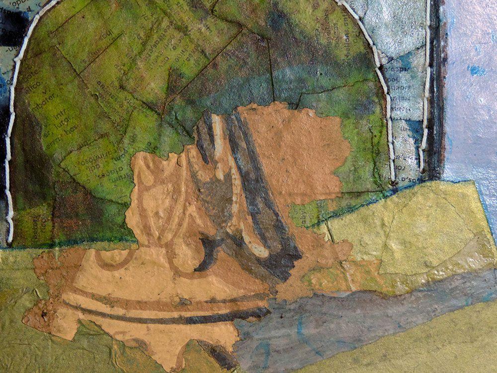 """Conjunto de quadros FineArt. Coleções """"Fragmentos da Arte de Damara Bianconi"""" – Coleções"""