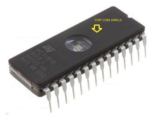 Apagador De Eprom Uv Timer 6 A 8 Chips Ciclo Bivolt