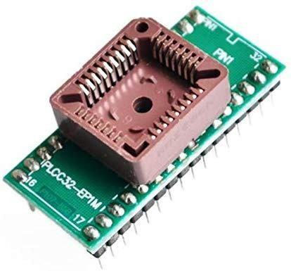 Adaptador Plcc32 Dip32 Plcc 32