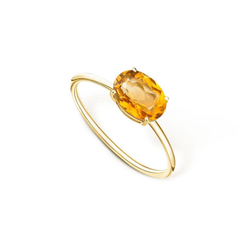 Anel em ouro e pedras preciosas