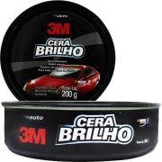 Auto Cera Brilho 200g - 3M