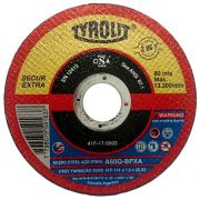 Disco De Corte 4.1/2 X 3/64 X 7/8'' - Tyrolit