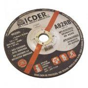 Disco de Desbaste 9'' x 1/4'' x 7/8'' – A82RB – ICDER