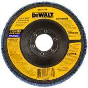 Disco Flap 4.1/2 x 7/8 120G – DW8310-AR - DeWalt