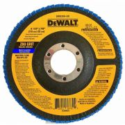 Disco Flap 4.1/2 x 7/8 80G – DW8309-AR - DeWalt