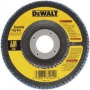 Disco Flap 7'' 60G – DW8323-AR – DeWalt