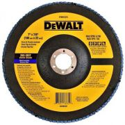 Disco Flap 7'' 80G – DW8324-AR – DeWalt