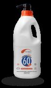 Protetor solar Profissional 60 FPS 2L – Nutriex