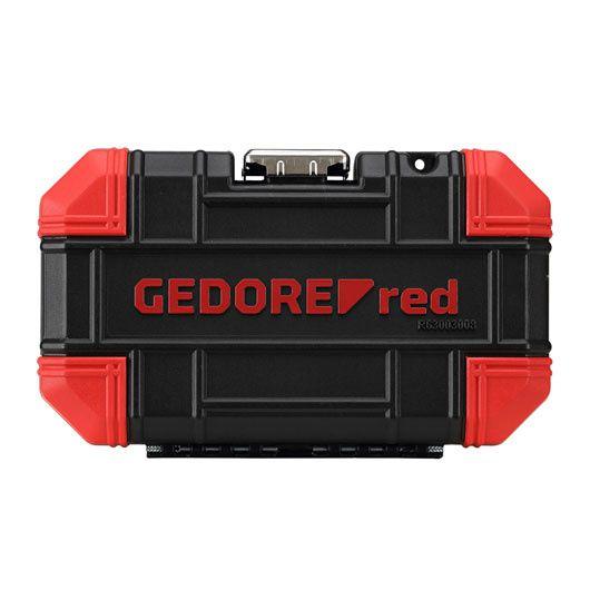Jogo de soquetes de impacto 1/2'' – R63003012 – Gedore Red