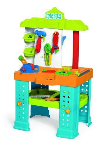 Brinquedo Bancada De Trabalho Infantil Calesita 450 Geral
