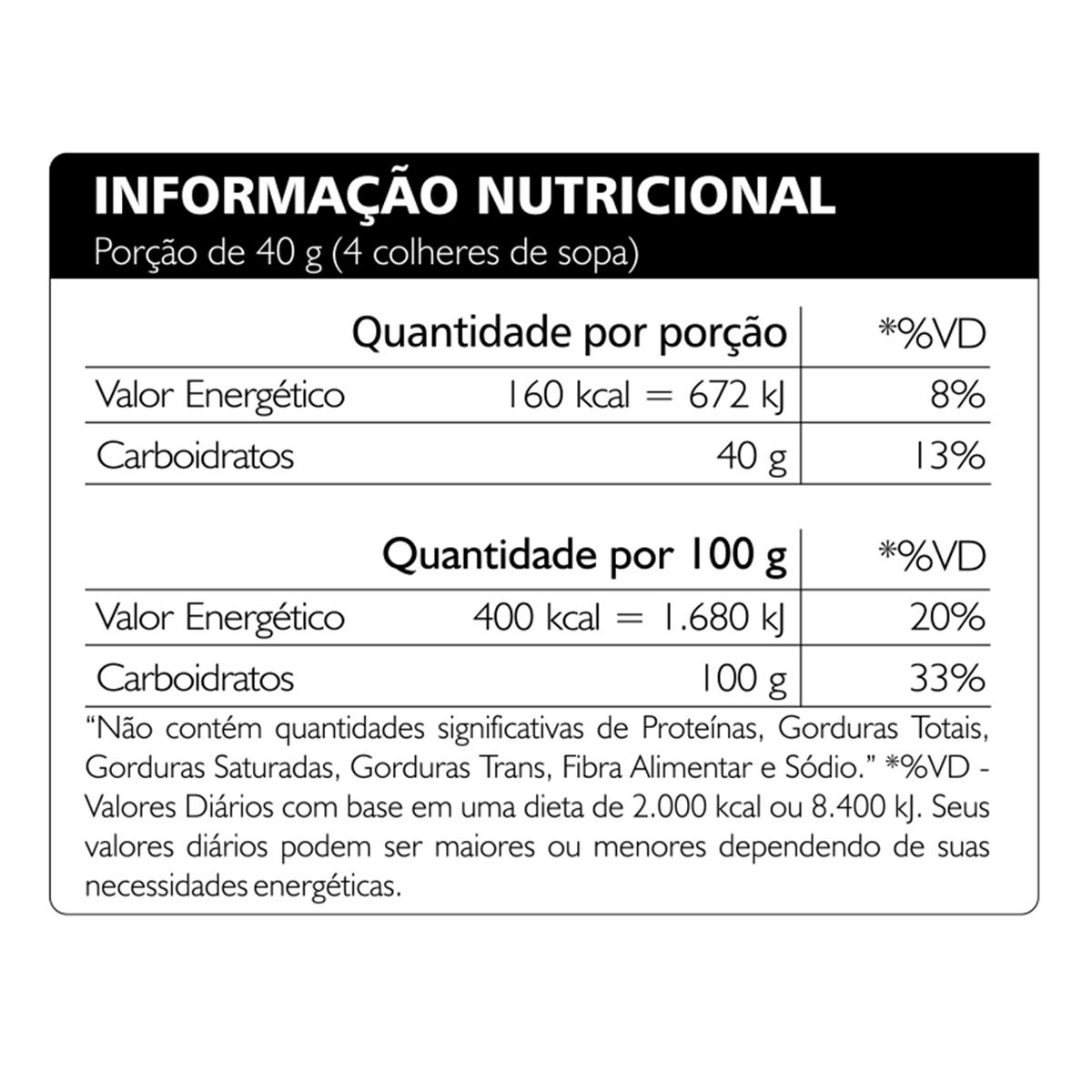 100% PURE DEXTROSE - REFIL - 1000g - ATLHETICA NUTRITION