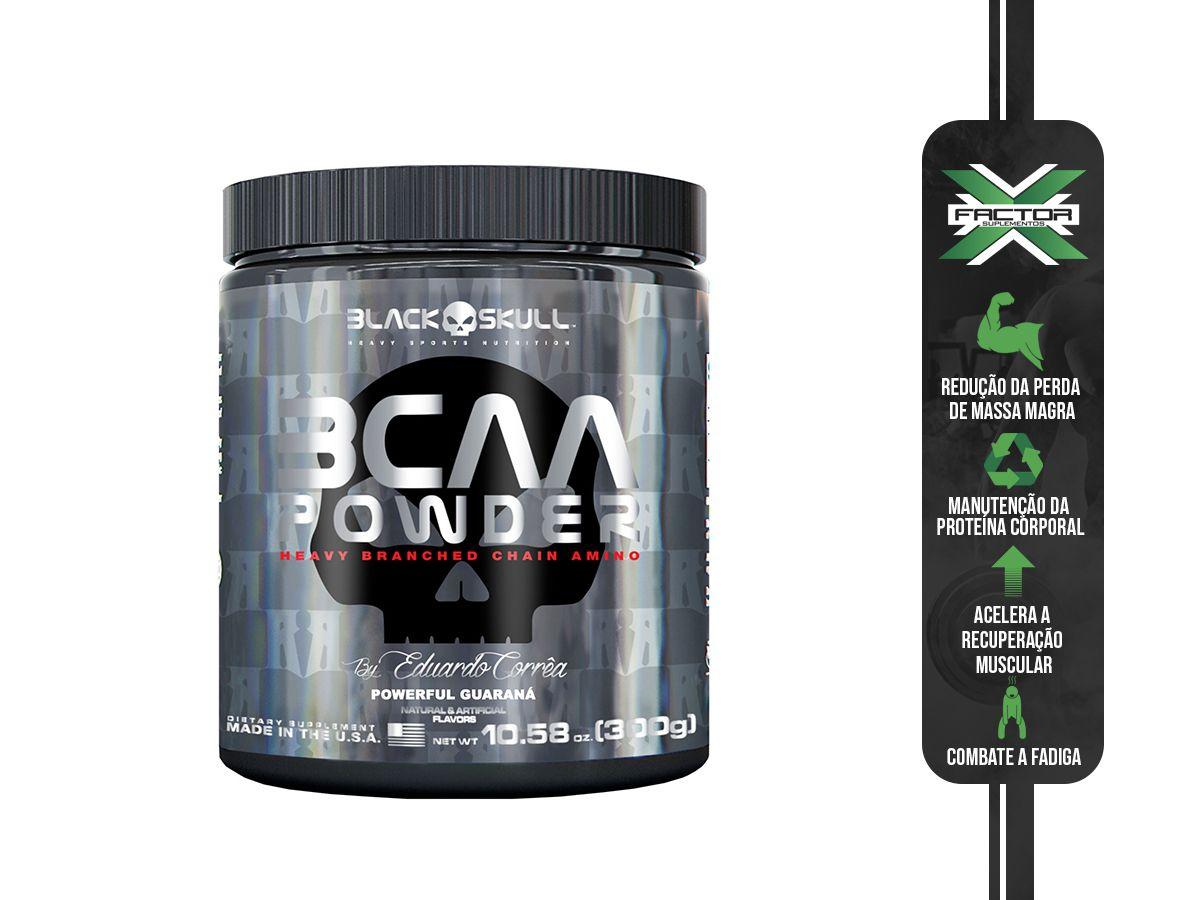BCAA POWDER (300G) - BLACK SKULL
