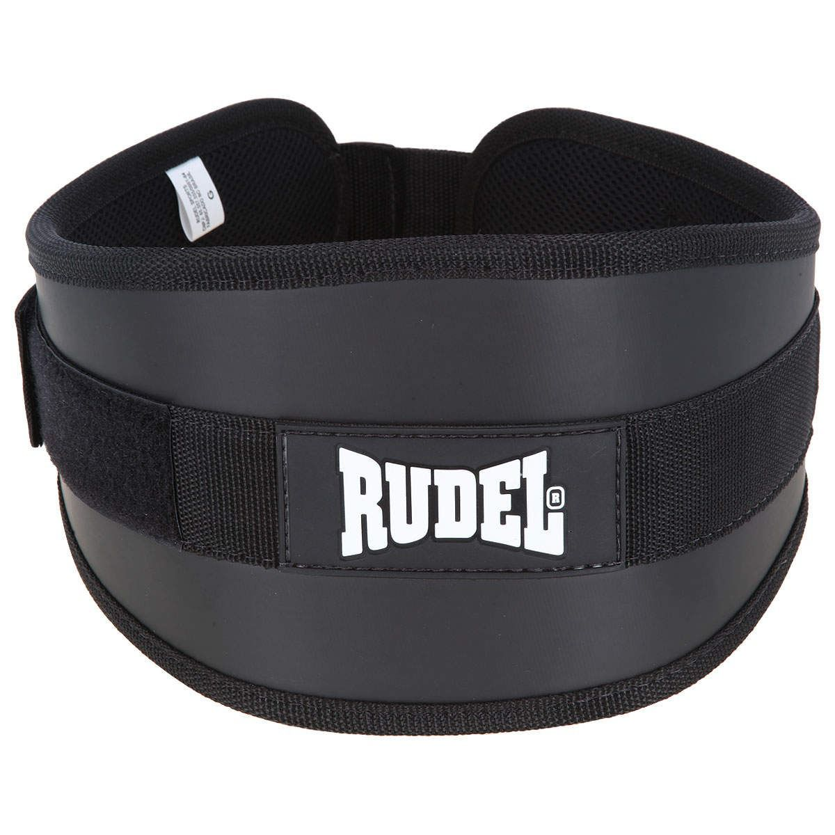 Cinturão Musculação Gladian Rudel Sports - Preto- RUDEL