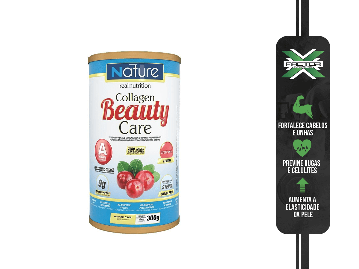 COLLAGEN BEAUTY CARE 300G NUTRATA