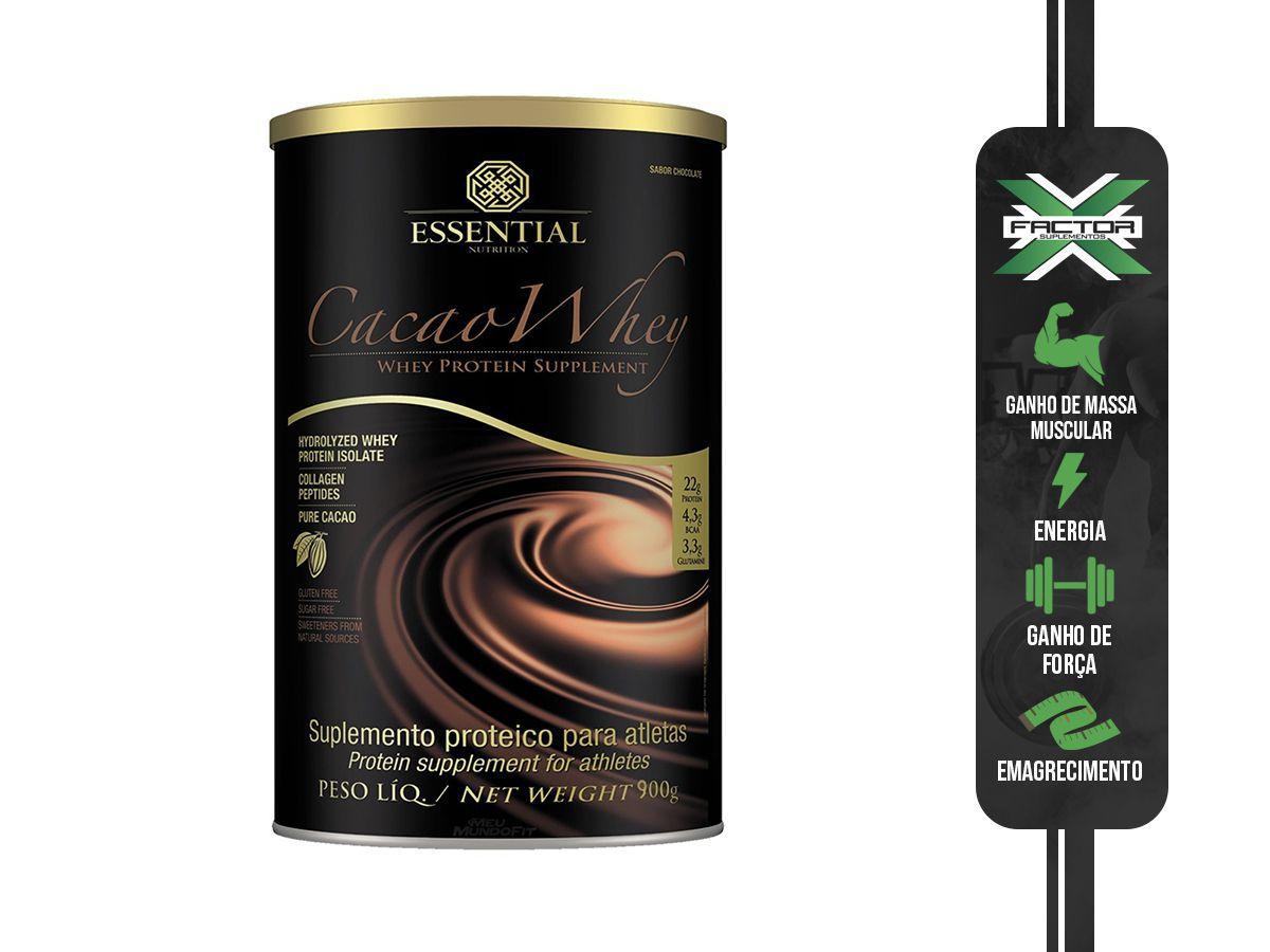 COPY-01-Cacao Whey 900g - Essential Nutrition