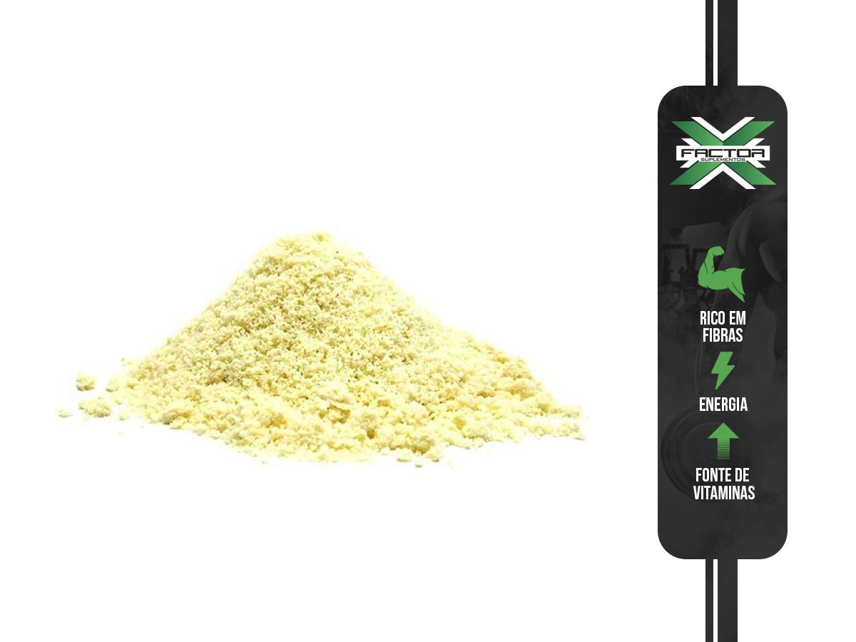 FARINHA DE AMENDOA NATURAL 100G