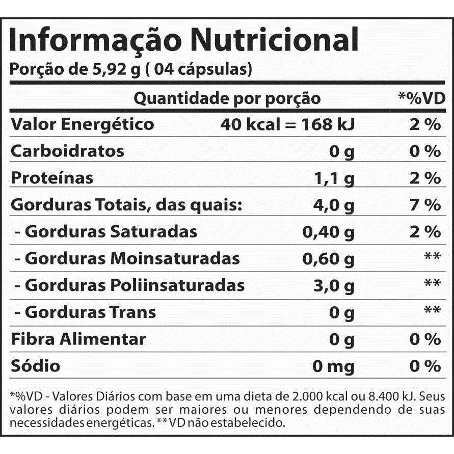 LA LINOLEIC ACID - 120 CAPS - ATLHETICA NUTRITION