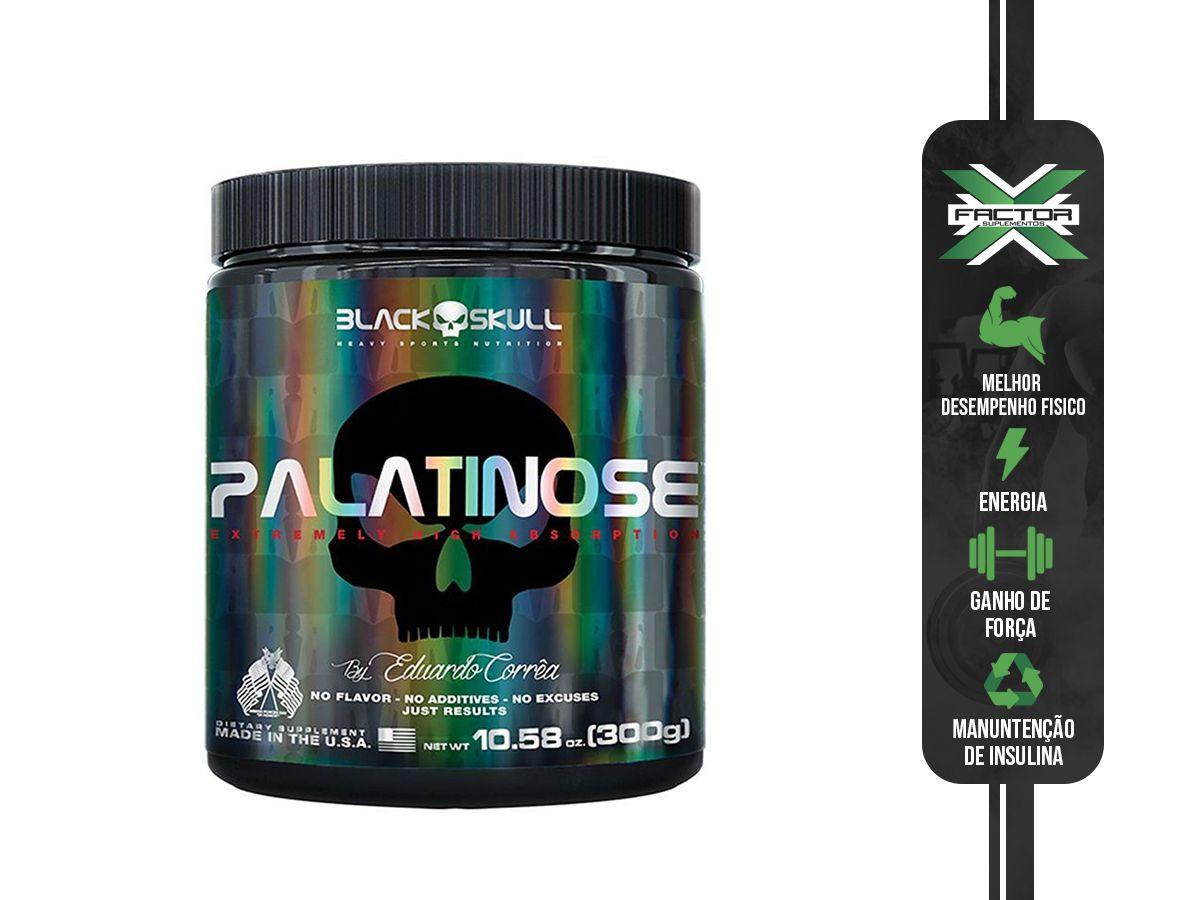 PALATINOSE - BLACK SKULL